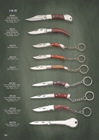 keychains and pins FOLDING KNIVES SPORT