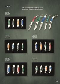 JKR SETS OF 4 FOLDING KNIVES SPORT