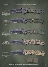 JKR KNIVES JKR TACTICAS
