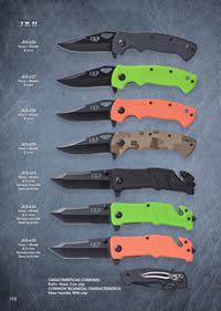 JKR FOLDING KNIFE TACTIC JKR-434