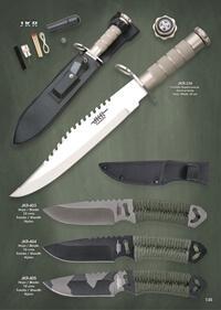 JKR TACTICAL KNIVES
