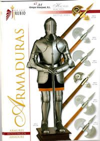 swords axes halberds ARMORS AXES