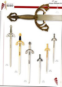 swords SWORDS TIZONA CID 2