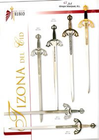 swords SWORDS TIZONA CID