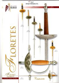 swords FLORETES