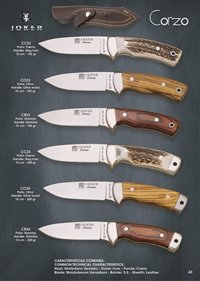hunting knives  CORZO