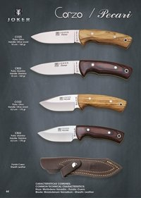 hunting knives hunting knives CORZO AND PECARI
