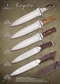 hunting knives  COYOTE