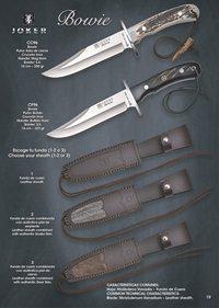 JOKER HUNTING KNIVES