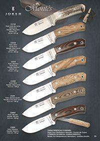 JOKER HUNTING KNIVES JOKER 3