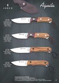 hunting knives  AGUILA HUNTING KNIVES