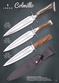 hunting knives hunting knives COLMILLO HUNTING KNIVES