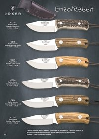 hunting knives  HERIZO RABBIT