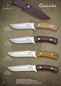 hunting knives  GACELA 1