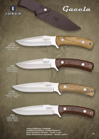 hunting knives  GACELA 2