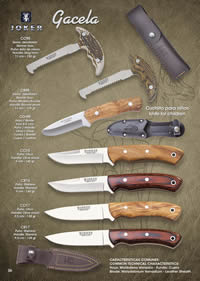 hunting knives  GACELA 3