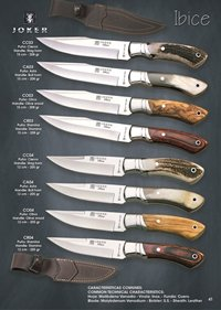 hunting knives  IBICE
