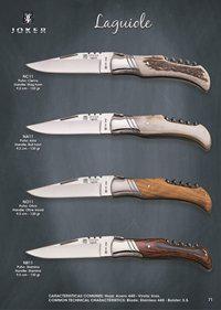 JOKER LAGUIOLE POCKET KNIVES 440