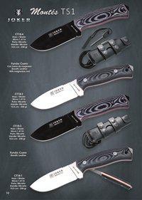 JOKER TACTICAL KNIVES MONTES TS1