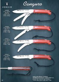 JOKER KANGAROO FOLDING KNIVES