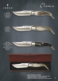 FOLDING KNIVES CLASSICAL