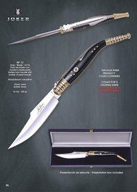 JOKER SERRANA FOLDING KNIVES 2