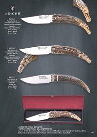 JOKER SERRANA FOLDING KNIVES 3