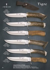 hunting knives  TIGRE 1