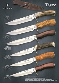 hunting knives  TIGRE 2
