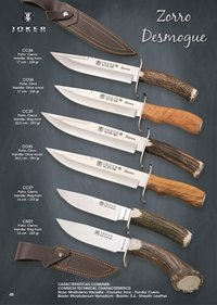 hunting knives  ZORRO
