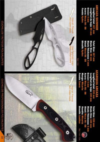 hunting knives  SURVIVAL KNIFE AXARQUIA ARCAZA