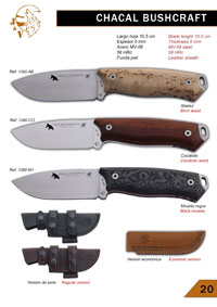 JV CDA CHACAL BUSHCRAFT