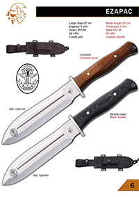 hunting knives  EZAPAC KNIFE