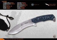 hunting knives  FANTON KNIFE