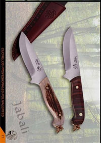 hunting knives  JABALI KNIVES