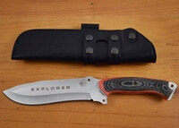 CUCHILLO SUPERVIVENCIA EXPLORER