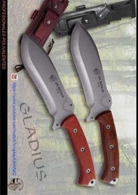 CUCHILLO SUPERVIVENCIA GLADIUS