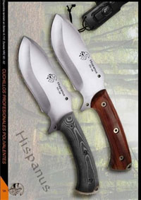 CUCHILLO SUPERVIVENCIA HISPANUS