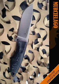 hunting knives  MURCIELAGO