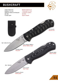 pocketknives tactical BUSHCRAFT JV POCKET KNIFE