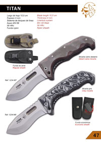 pocketknives tactical TITAN FOLDING KNIFE