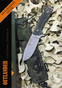hunting knives  OUTLANDER COMMANDO SERIES