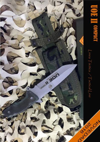 tactical knives tactical UOE II COMPACT