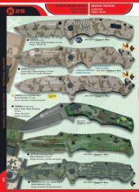K25 FACAS TATIACS DE CAMUFLAGEM