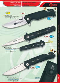 tactical knives  TACTICAL KNIVES K25