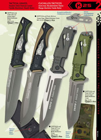 tactical knives  DROW