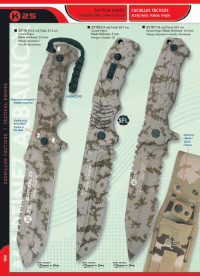 tactical knives  TACTICAL KNIVES MOHICAN II AND III