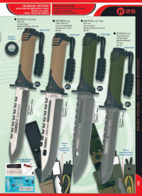 tactical knives  THUNDER