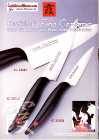 professional knives cook FINE CERAMIC