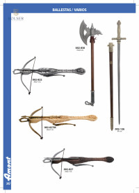 KOLSER CROSSBOWS AND AXES